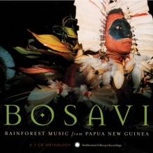 Steven Feld: Bosavi Rainforest Music from Papua New Guinea CD