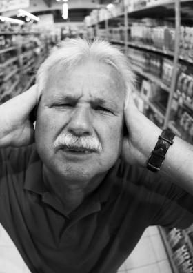 Zwangsbeschallung - Hören müssen